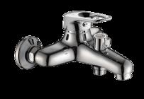 Смеситель для ванны ORTA RHEIN/СASINO 40190/6533290C ф40 короткий нос