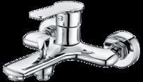 Смеситель для ванны ORTA NOTA 40212-35F ф40 короткий нос