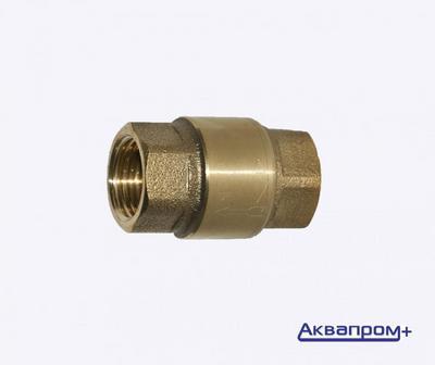 """Обратный клапан    1/2""""  """"LEMEN""""   (1/170)"""