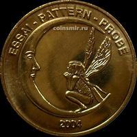 50 евроцентов 2004 Исландия. Европроба.