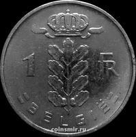 1 франк 1959 Бельгия. BELGIE.