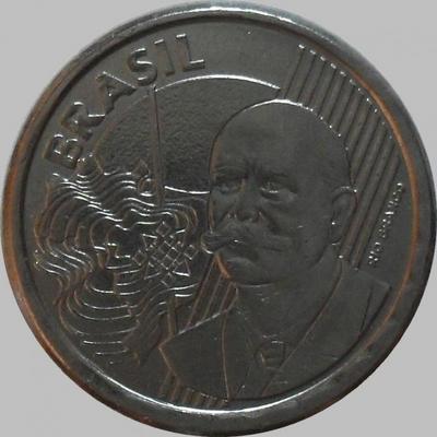 50 сентаво 2009 Бразилия.
