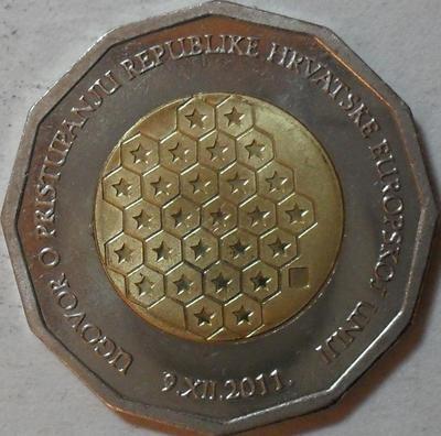 25 кун 2012 Хорватия. Хорватия в ЕС.