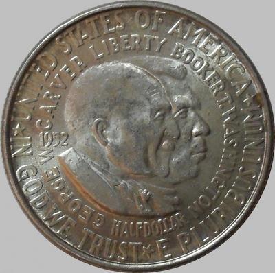 1/2 доллара 1952 США. Свобода и равная возможность для всех.