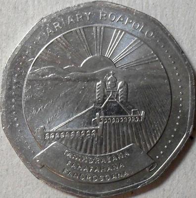 20 ариари 1999 Мадагаскар. ФАО.