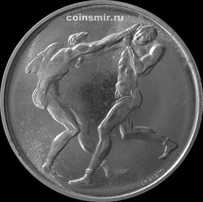 500 лир 1980 Сан-Марино. Олимпиада в Москве.