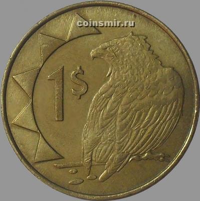 1 доллар 1996 Намибия. Орёл.