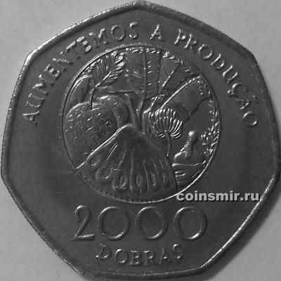 2000 добр 1997 Сан-Томе и Принсипи.