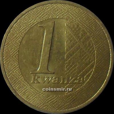1 кванза 2012 Ангола.