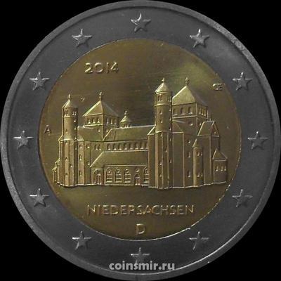 2 Евро 2014 А Германия. Нижняя Саксония.