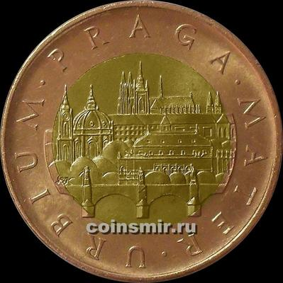 50 крон 2011 Чехия. (в наличии 2012 год)