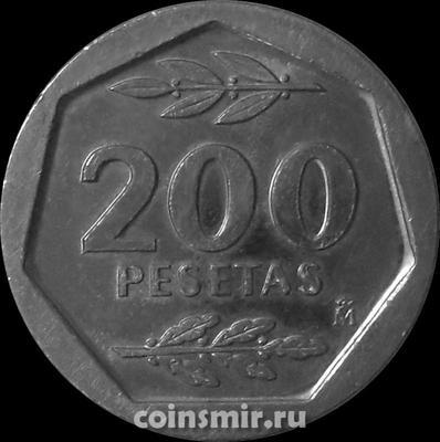 200 песет 1987 Испания.