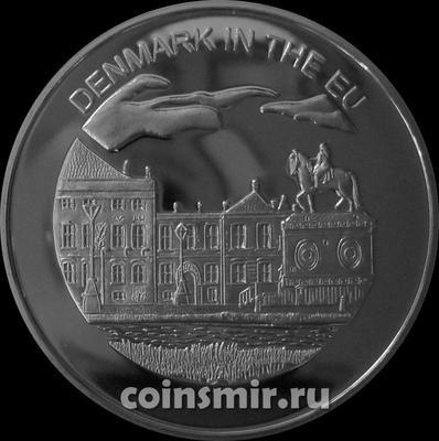 100 лир 2004 Мальтийский орден. Дания в Евросоюзе.
