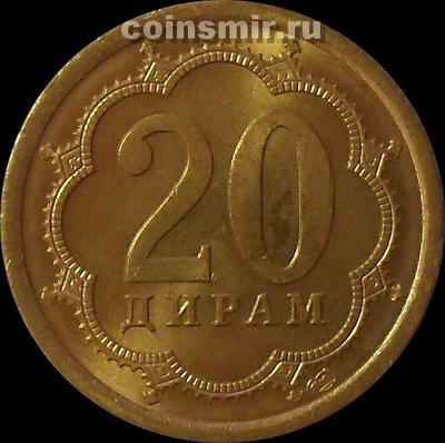 20 дирам 2006 СПМД Таджикистан.