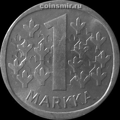 1 марка 1968 Финляндия.
