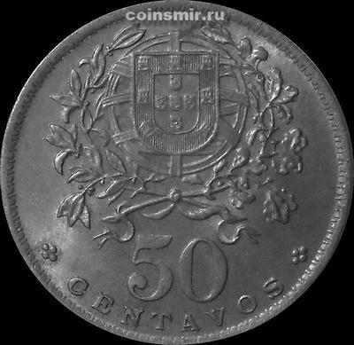 50 сентаво 1967 Португалия.