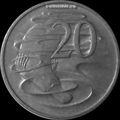 20 центов 1978 Австралия. Утконос.