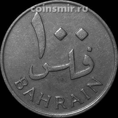 100 филсов 1965 Бахрейн.