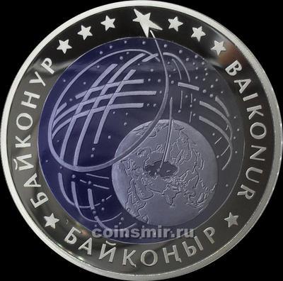 500 тенге 2012 Казахстан. Байконур.
