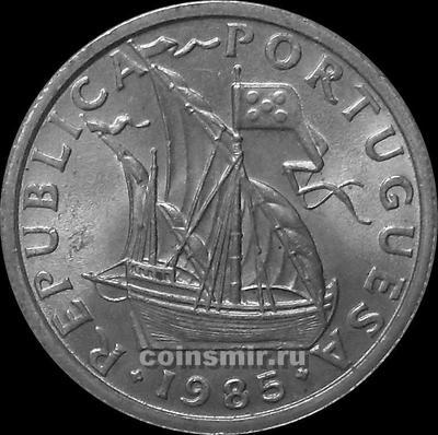 2,5 эскудо 1985 Португалия.