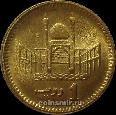 1 рупия 2006 Пакистан.  (в наличии 1998 год)
