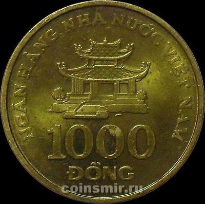 1000 донгов 2003 Вьетнам.