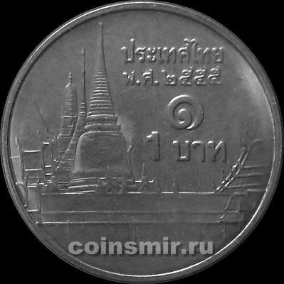 1 бат 2012 Таиланд.  (в наличии 2009 год)