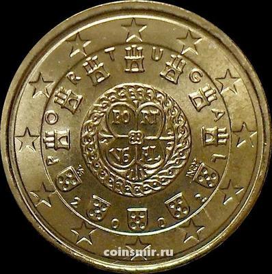10 евроцентов 2002 Португалия.
