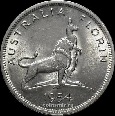 Флорин 1954 Австралия.