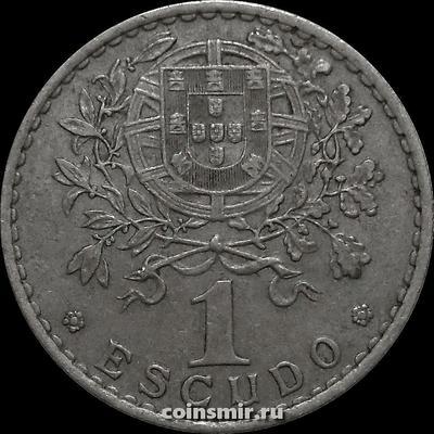 1 эскудо 1968 Португалия.