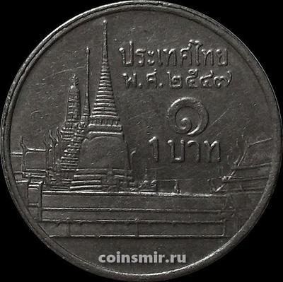 1 бат 2004 Таиланд.