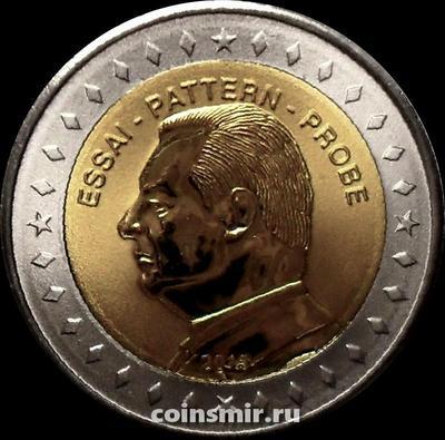2 евро 2015 Монако. Европроба. Xeros.