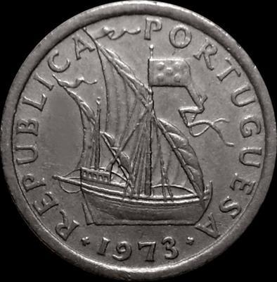 2,5 эскудо 1973 Португалия.
