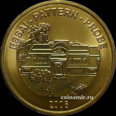 20 евроцентов 2006 Ватикан. Европроба. Xeros-ceros.