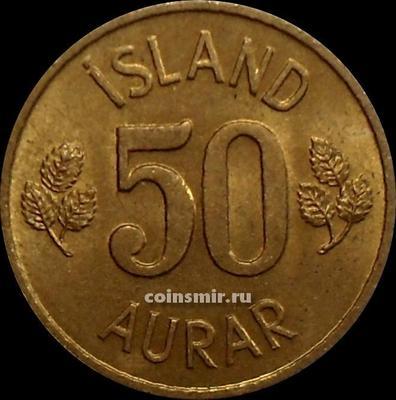 50 эйре 1969 Исландия.