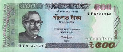 500 так 2015 Бангладеш.