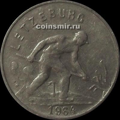 1 франк 1964 Люксембург.