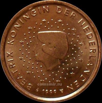 5 евроцентов 1999 Нидерланды. Беатрикс.