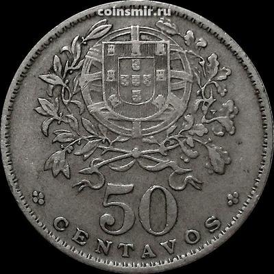 50 сентаво 1961 Португалия.