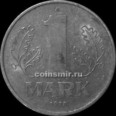 1 марка 1975 ГДР.