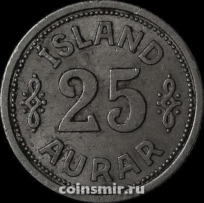 25 эйре 1940 Исландия.