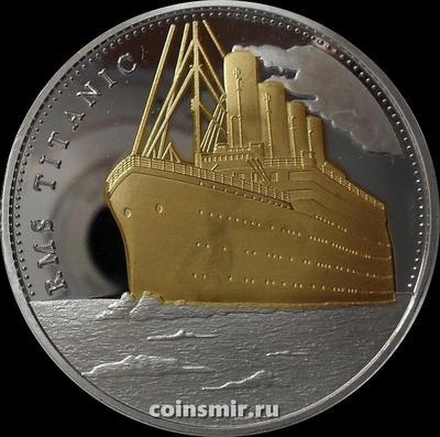 Жетон  Титаник.