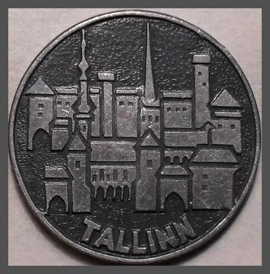 Значок Таллин.