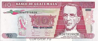 10 кетсалей 2006 Гватемала.