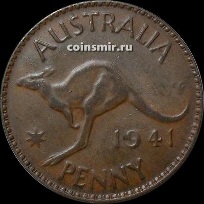 1 пенни 1941 Австралия.