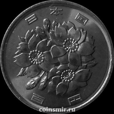 100 йен 2014 Япония.