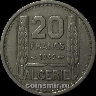 20 франков 1949 Французский Алжир.