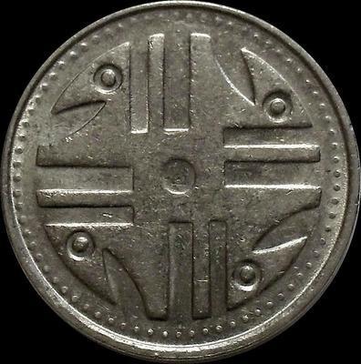 200 песо 2007 Колумбия.