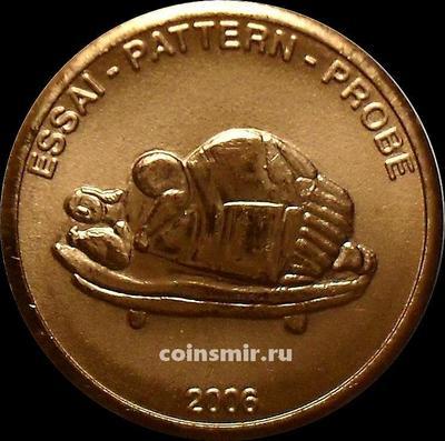 5 евроцентов 2006 Мальта. Европроба. Xeros-ceros.