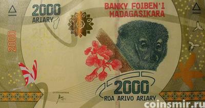 2000 ариари 2017 Мадагаскар.